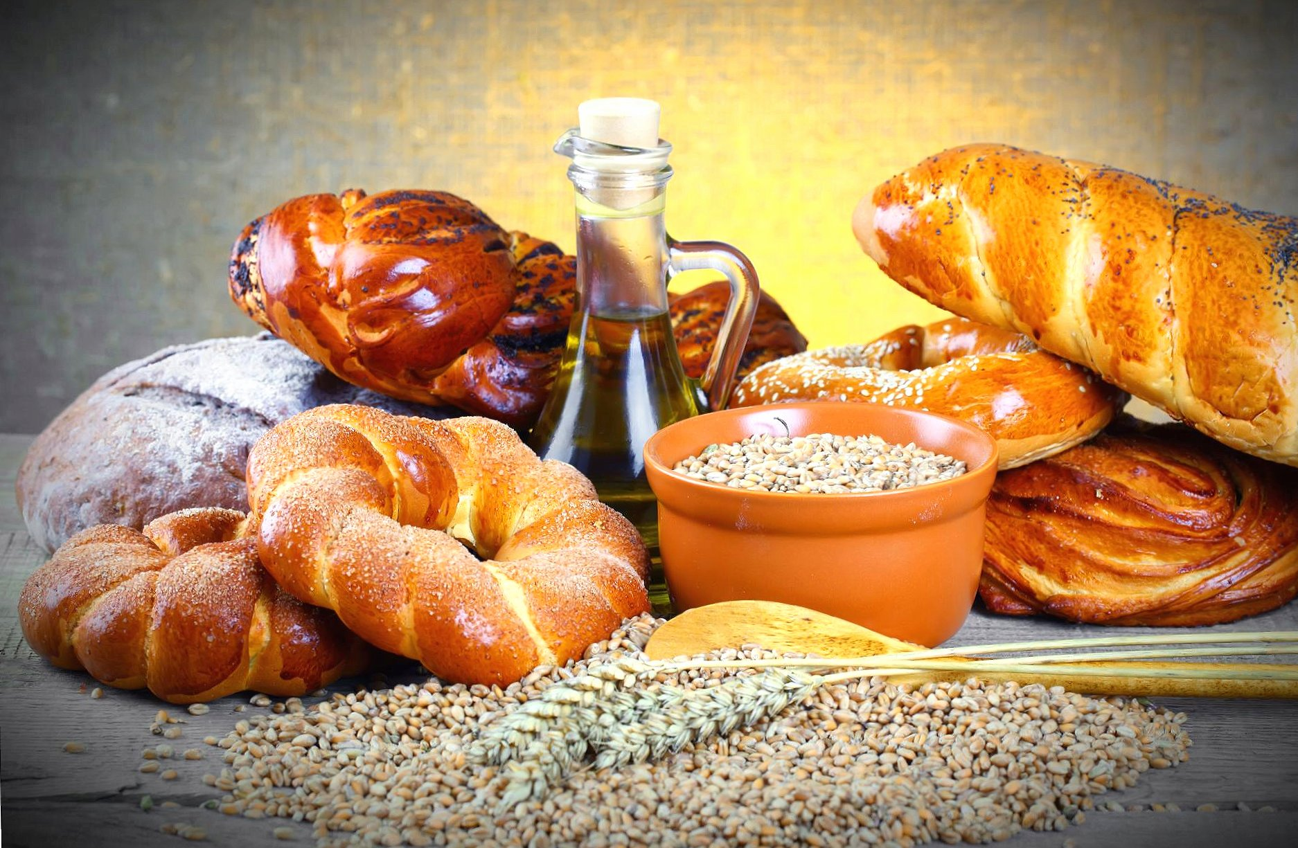 Bread still life wallpapers HD quality