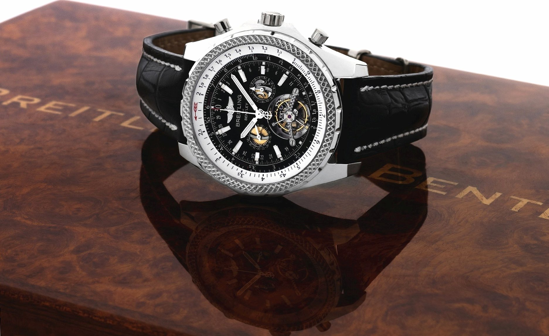 Breitling watch wallpapers HD quality