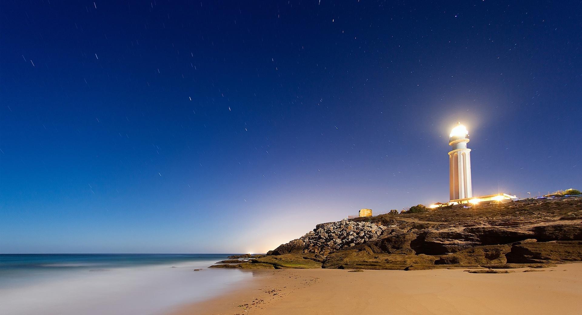 Cape Trafalgar Lighthouse wallpapers HD quality