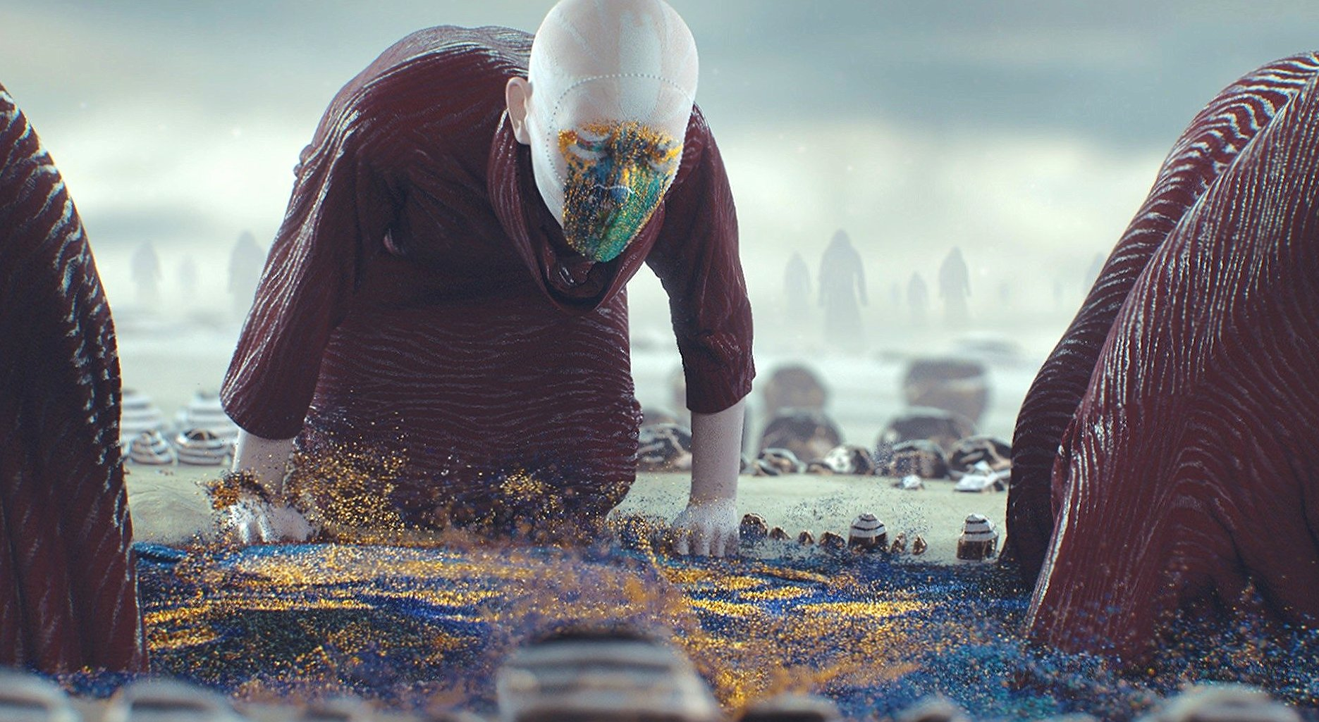 CGI wallpapers HD quality