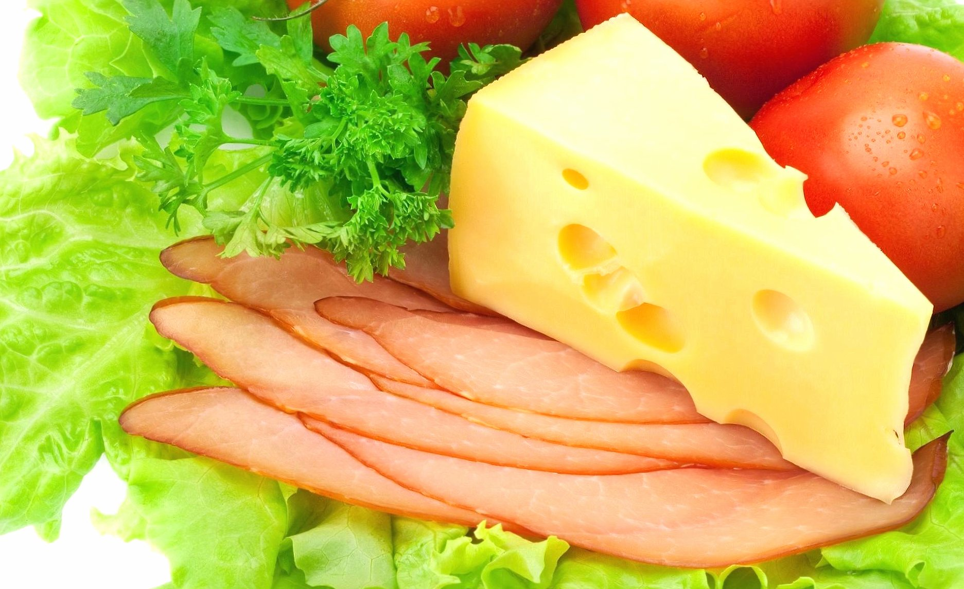 Cheese meat vegetables wallpapers HD quality