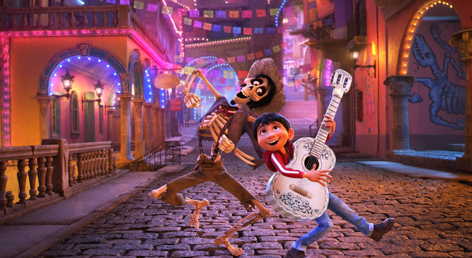 Coco at 1024 x 1024 iPad size wallpapers HD quality
