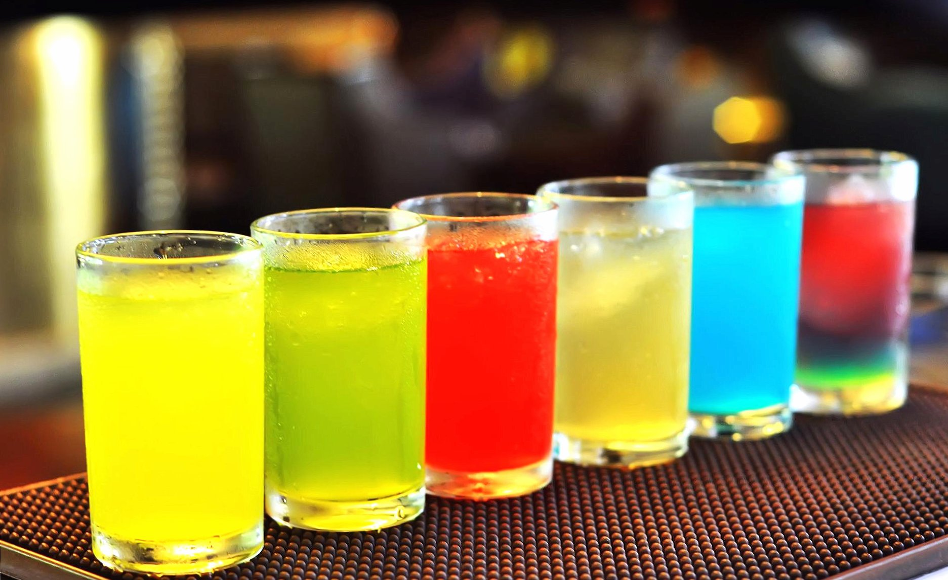 Colorfull cocktails wallpapers HD quality