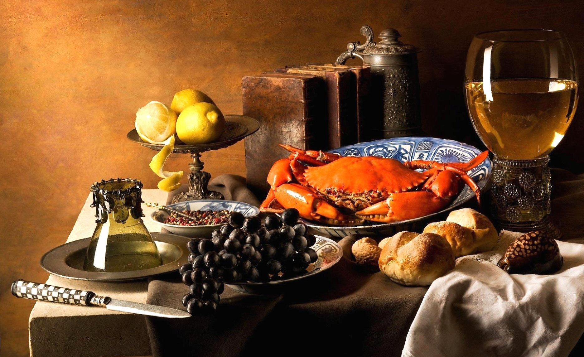 Crab for dinner wallpapers HD quality