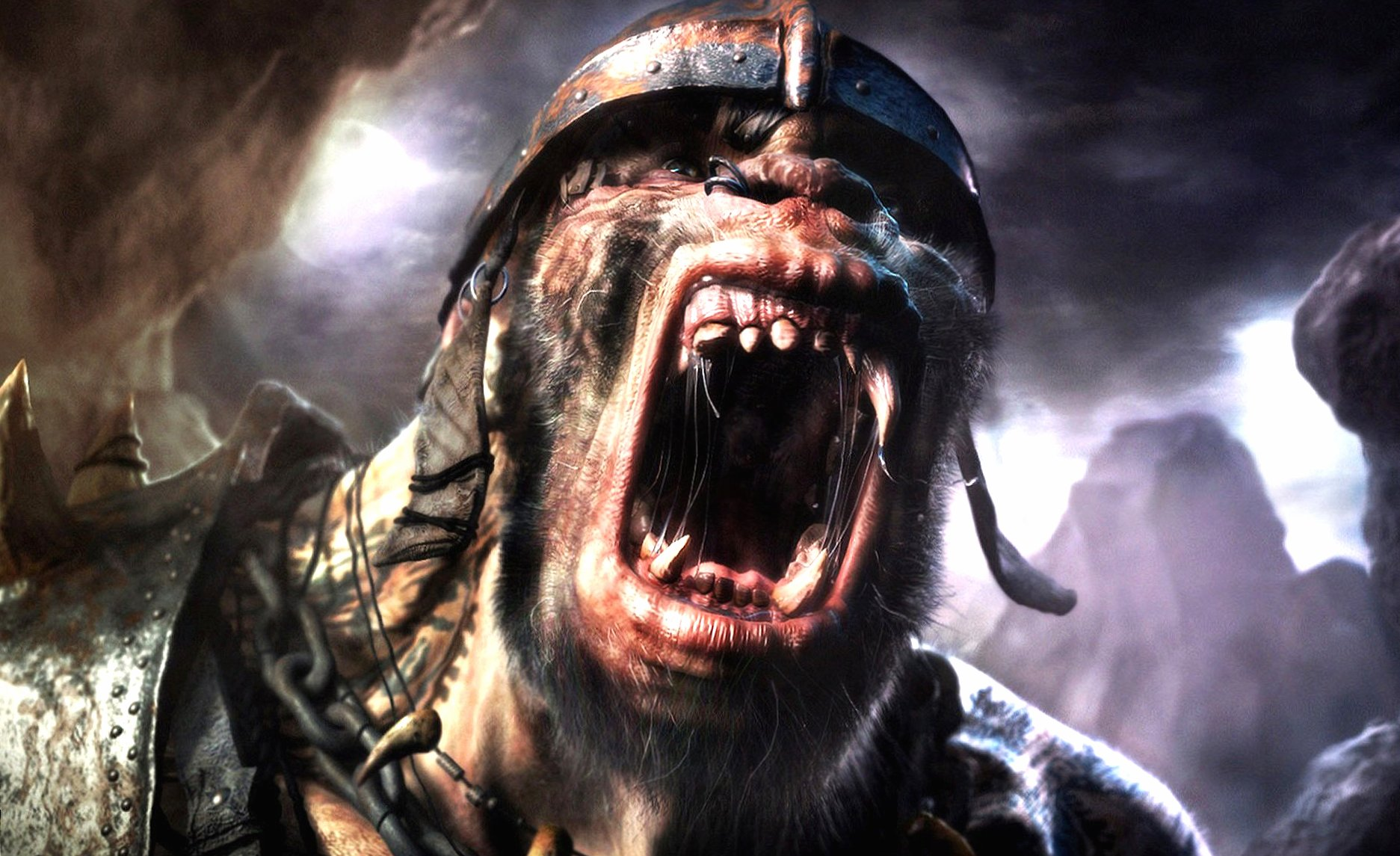 Creature war cry wallpapers HD quality