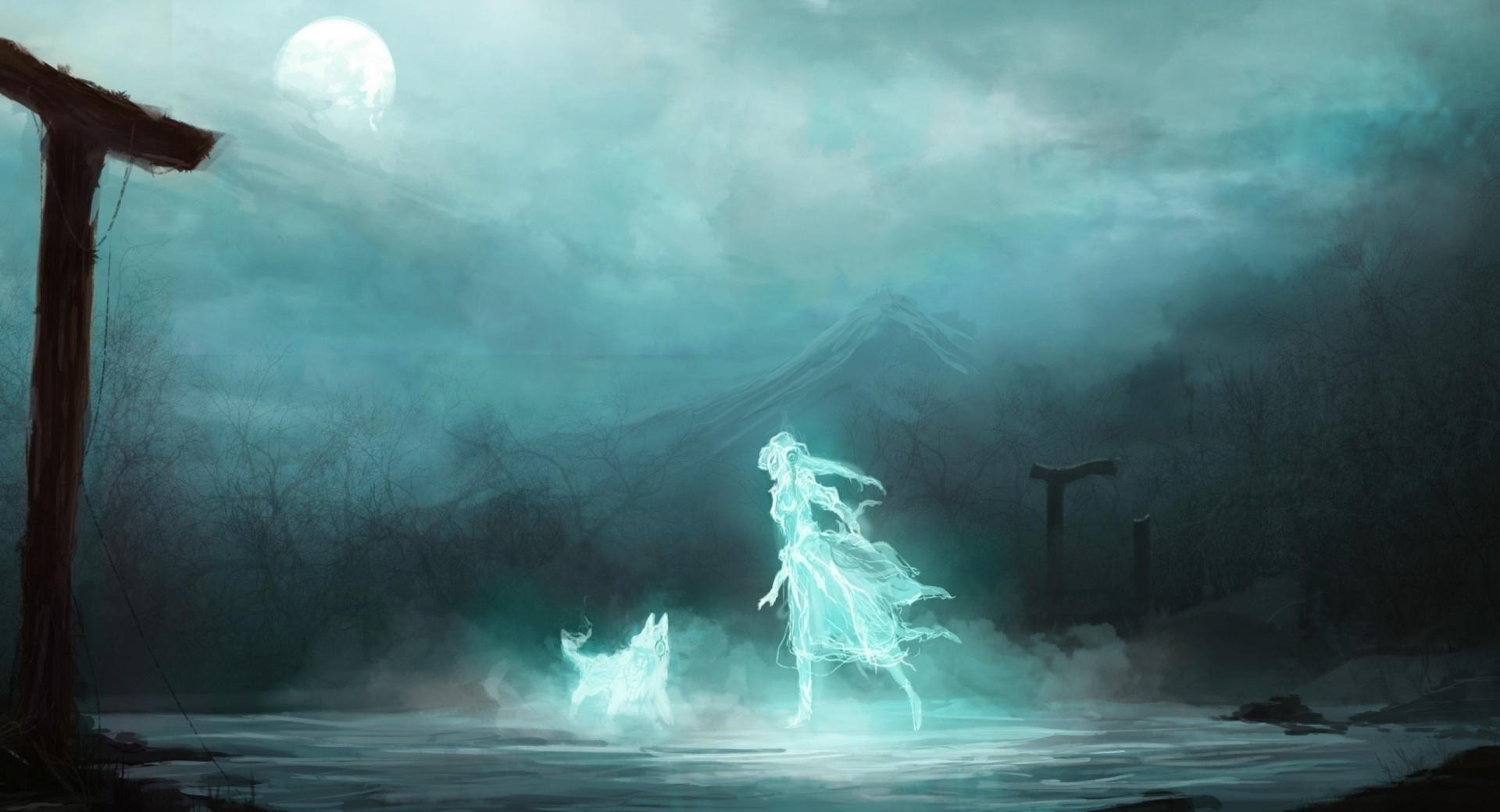 Dark Ghost wallpapers HD quality