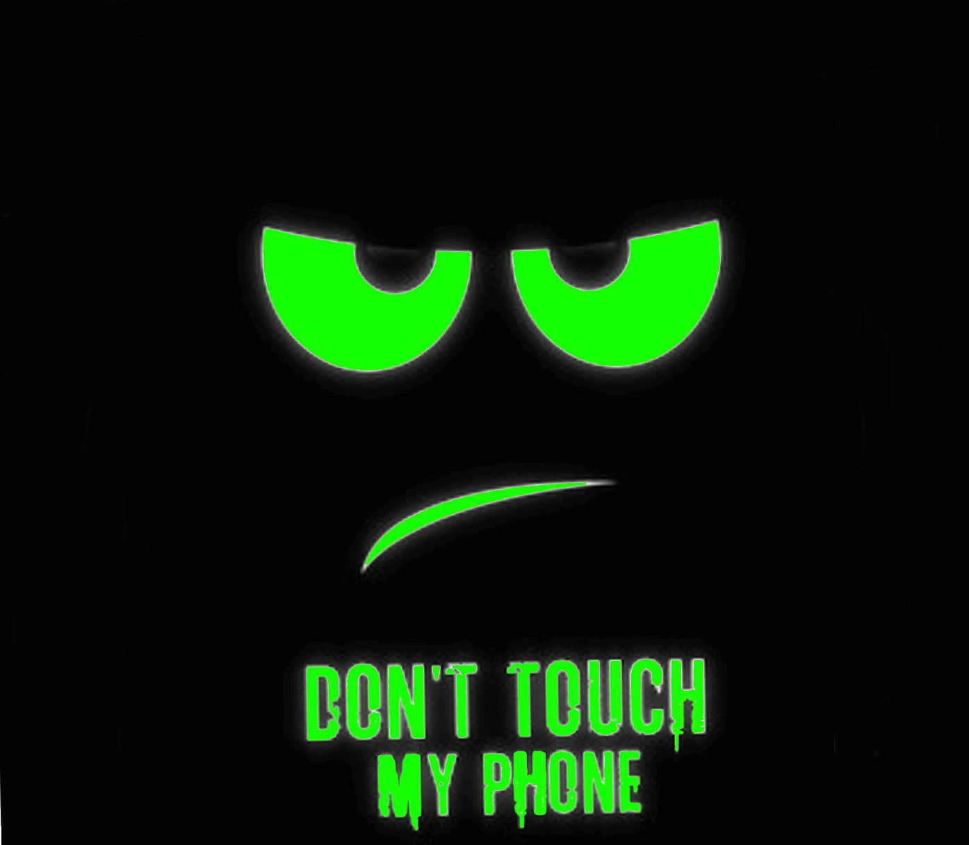 Dont Touch My Phone wallpapers HD quality