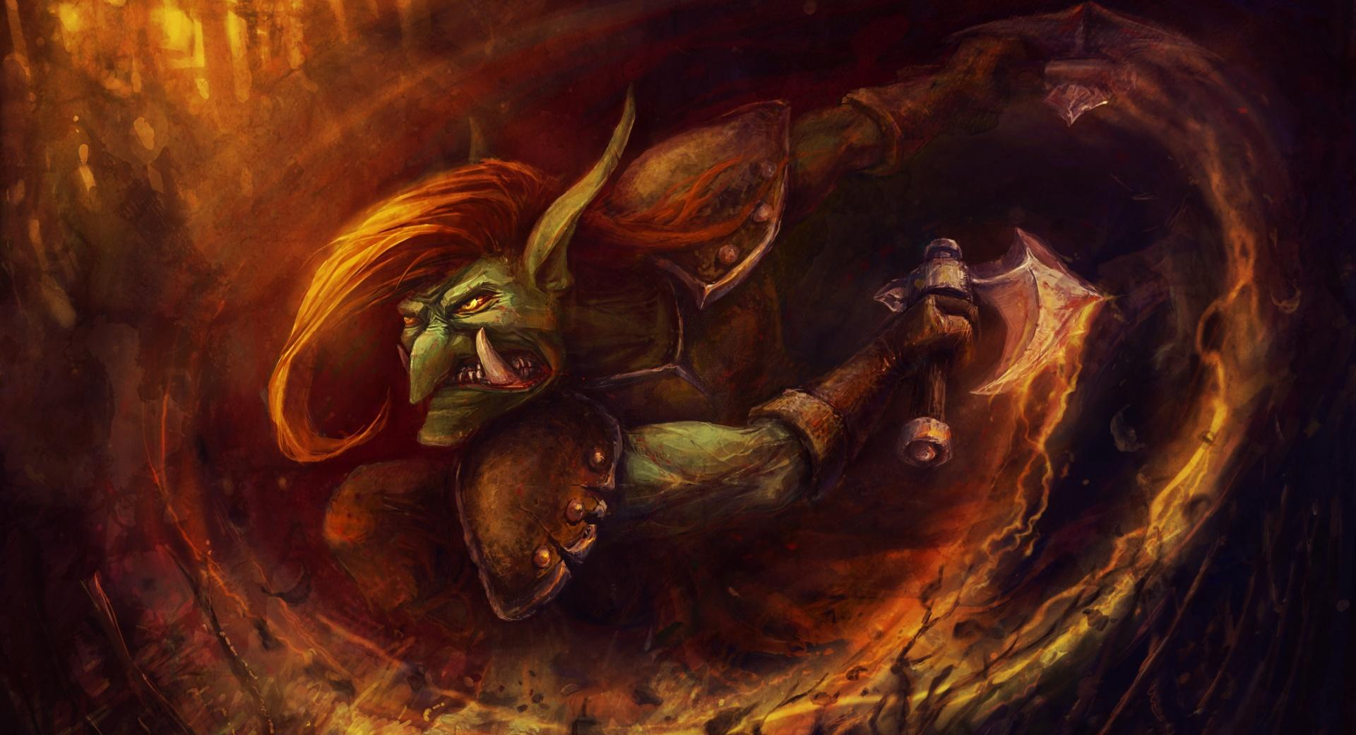 Dota 2 Troll wallpapers HD quality