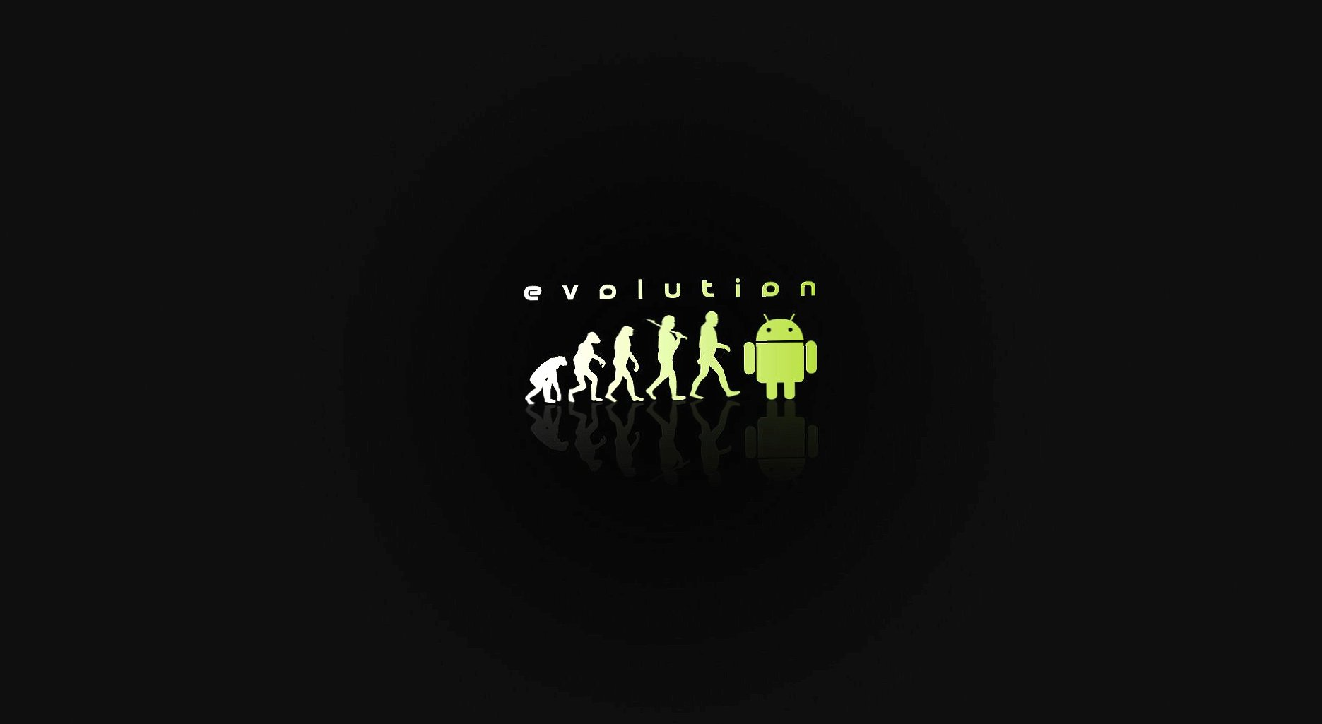 Evolution android wallpapers HD quality