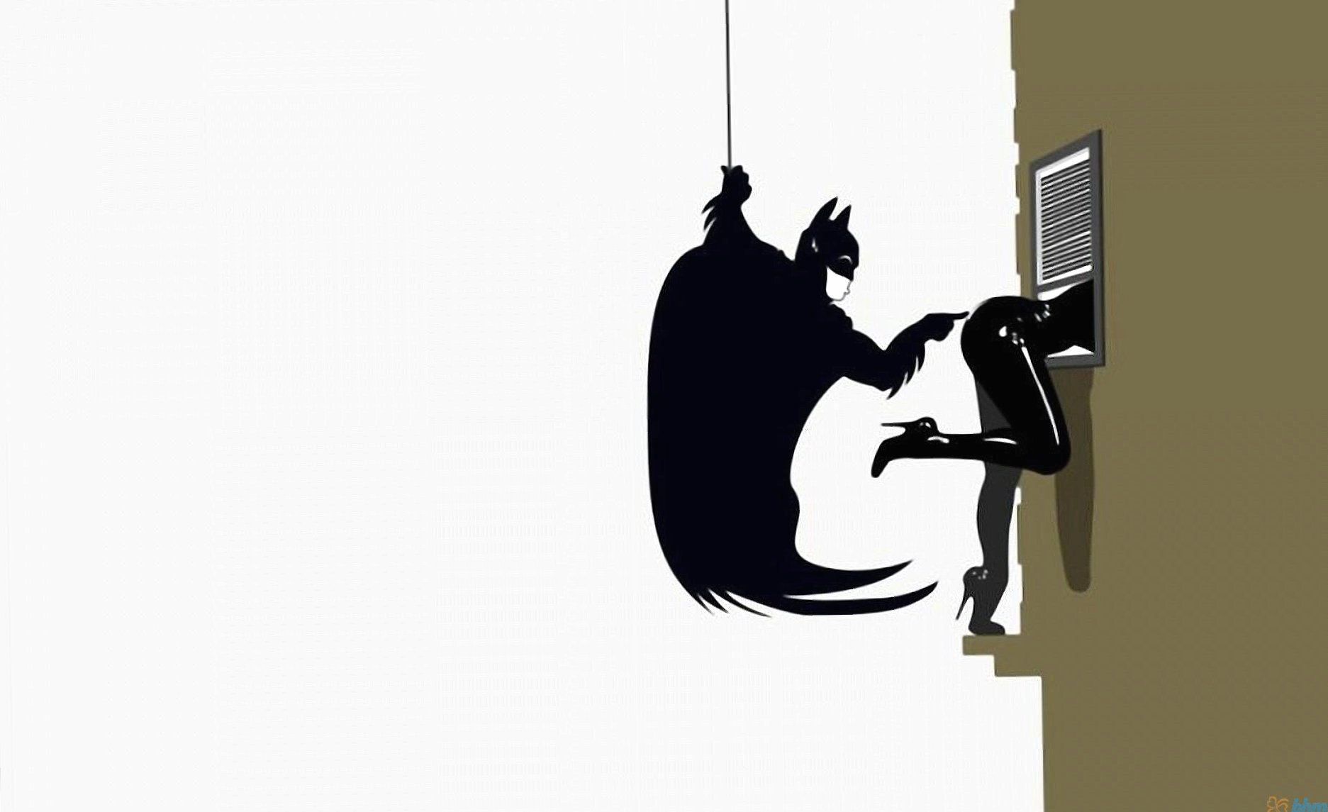 Funny batman and woman wallpapers HD quality