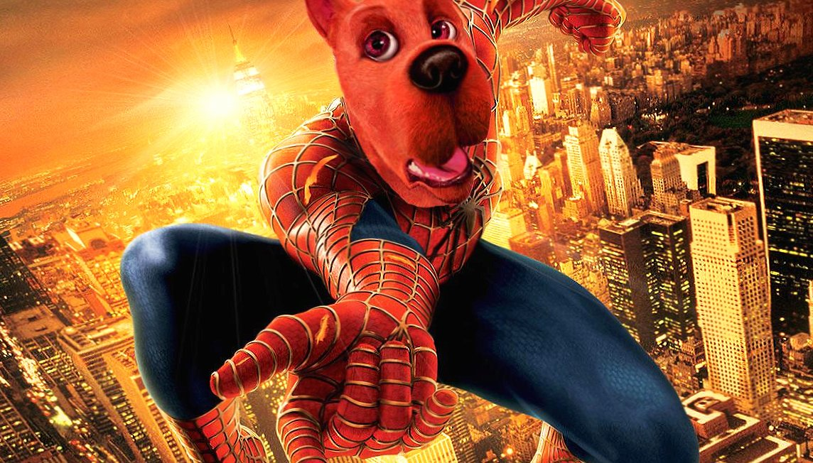 Funny scooby doo spiderman wallpapers HD quality