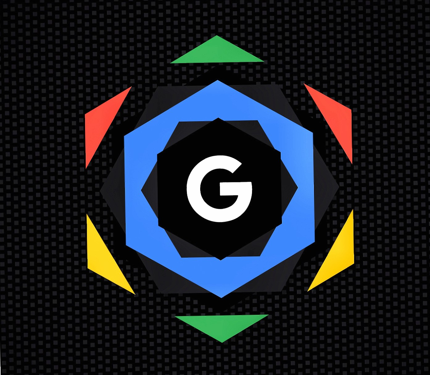 Google Black wallpapers HD quality