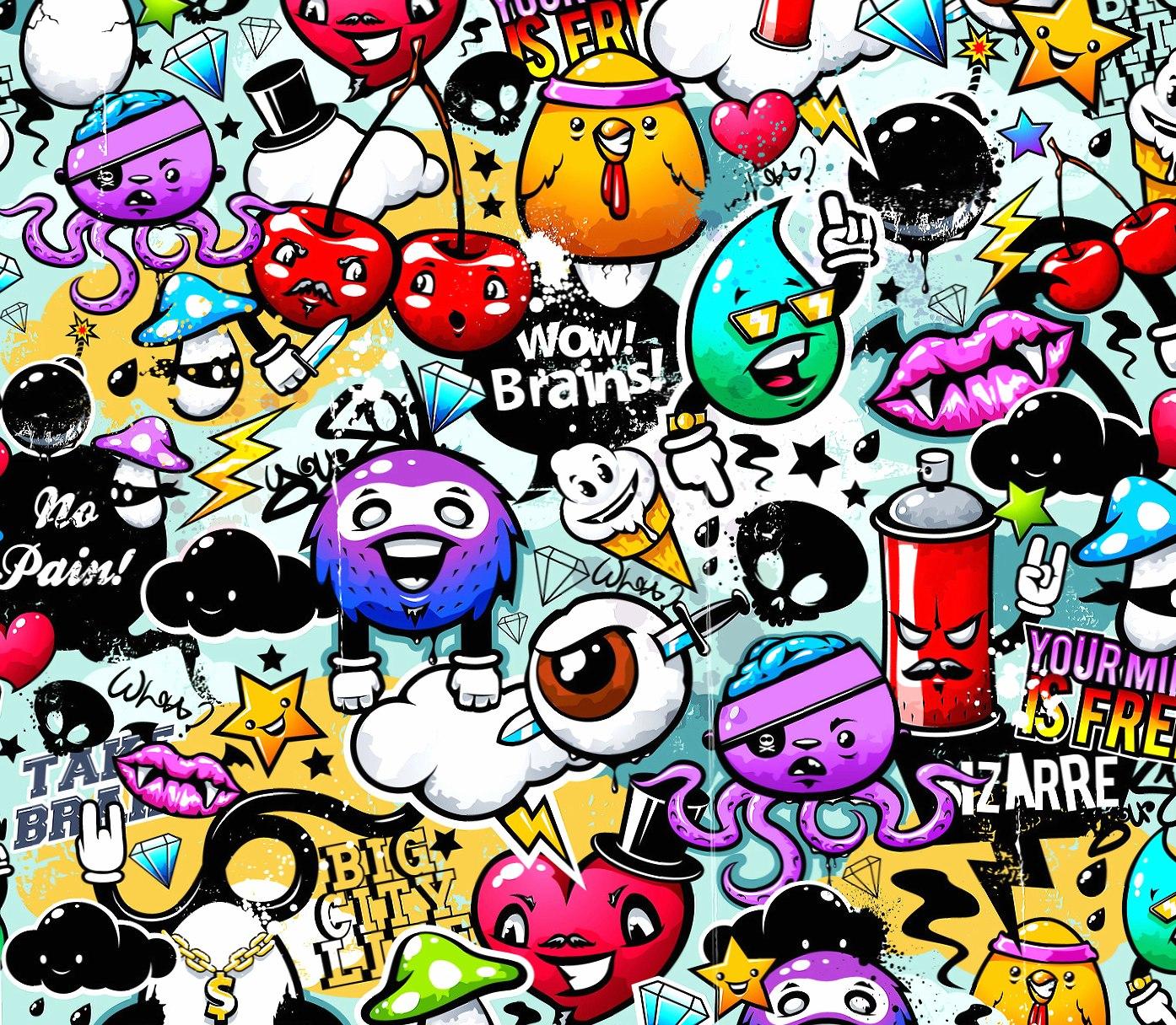 Graffiti wallpapers HD quality