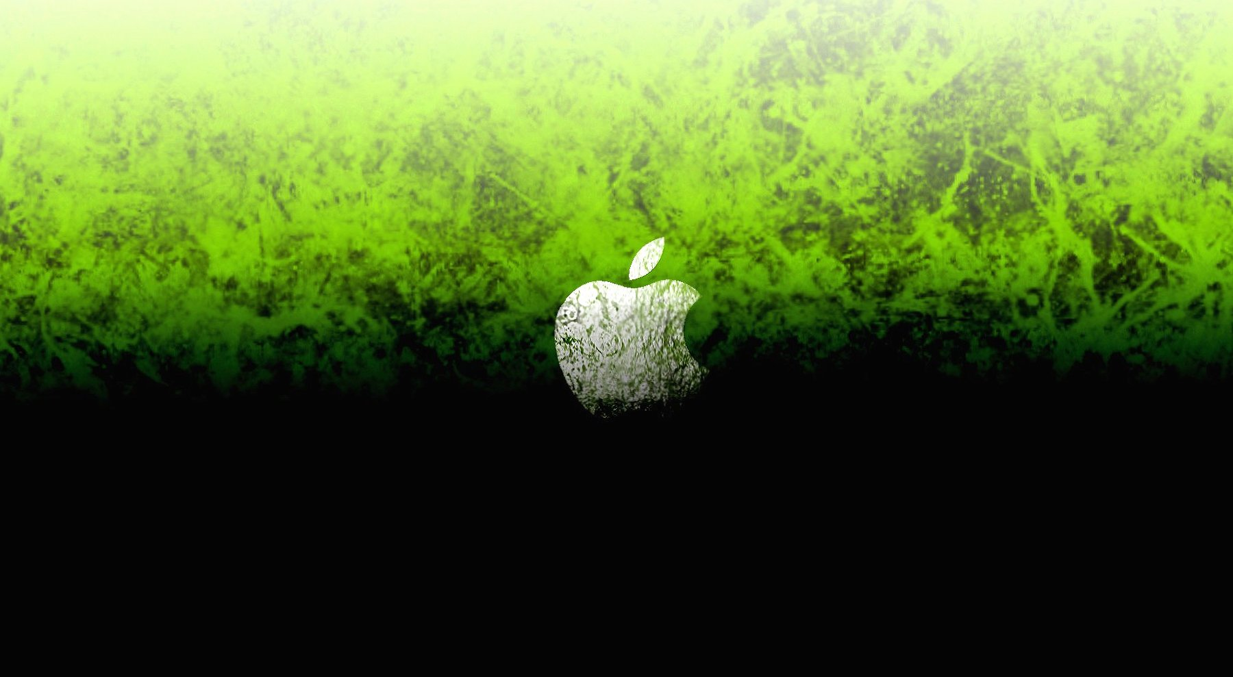 green and black apple wallpapers HD quality