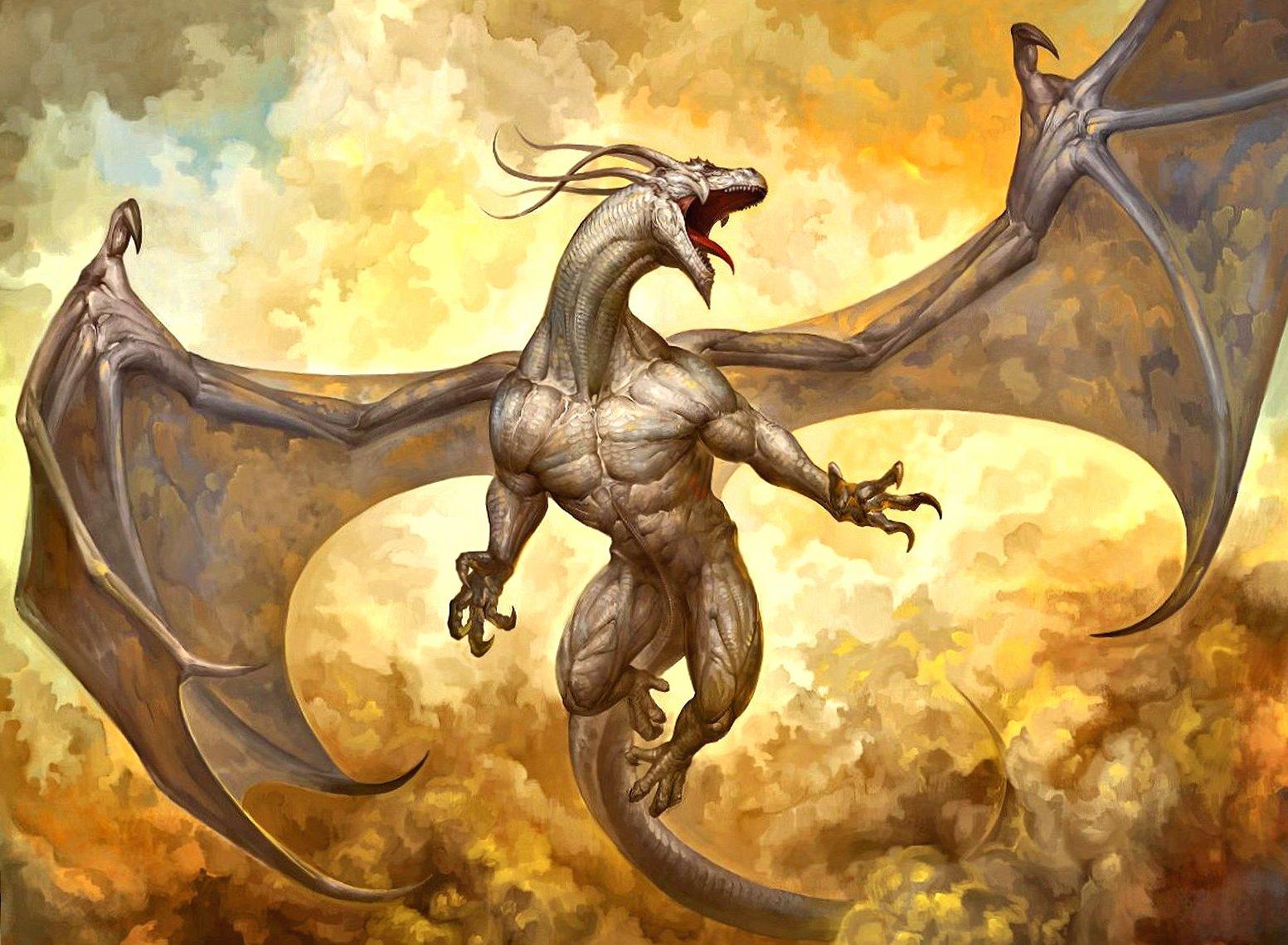 Humanoid dragon wallpapers HD quality