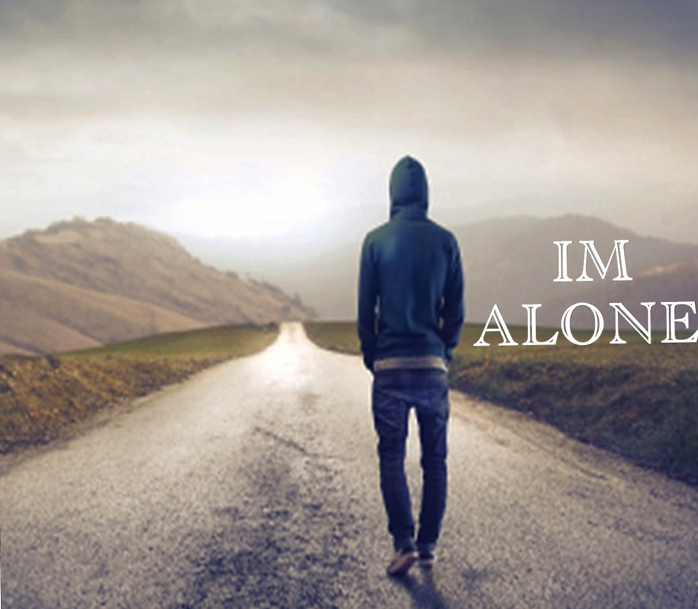 IM ALONE wallpapers HD quality