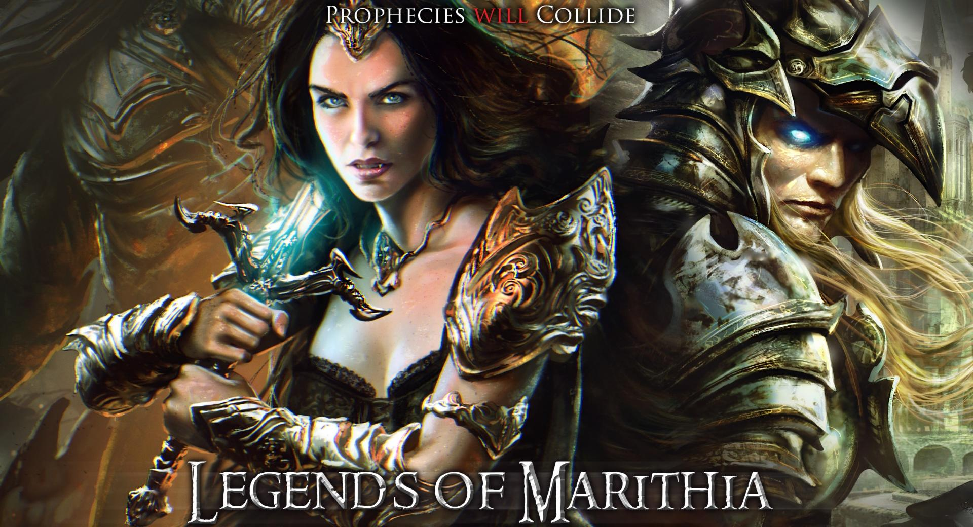 Legends of Marithia Clean Version wallpapers HD quality