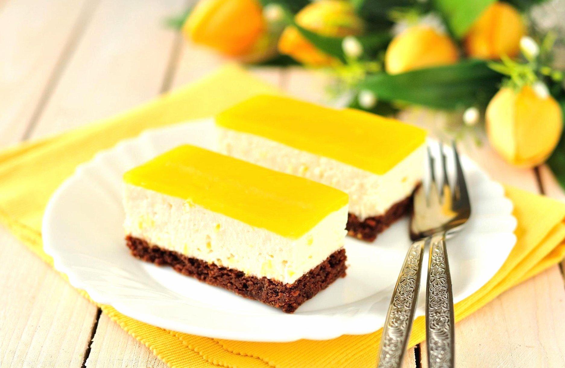 Lemon dessert wallpapers HD quality