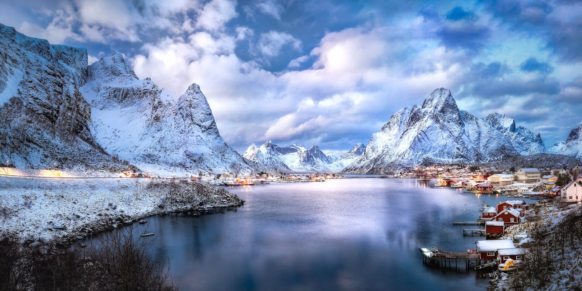 Lofoten wallpapers HD quality