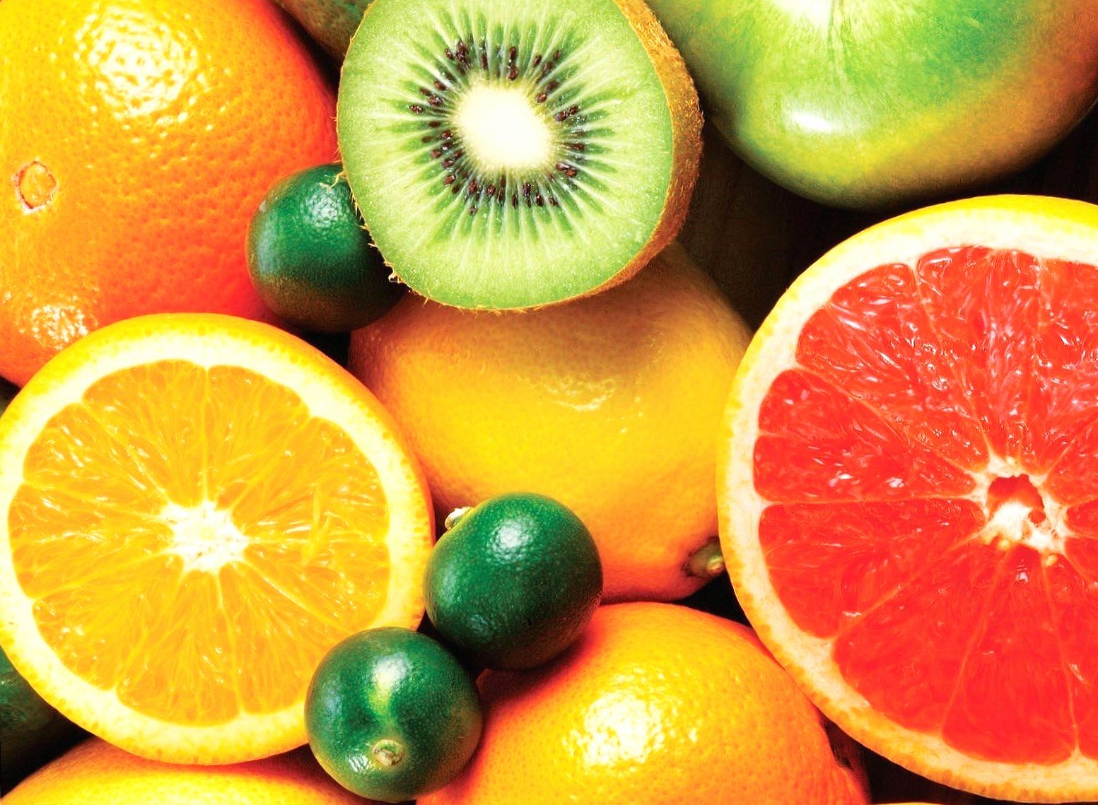 Many different fruits wallpapers HD quality