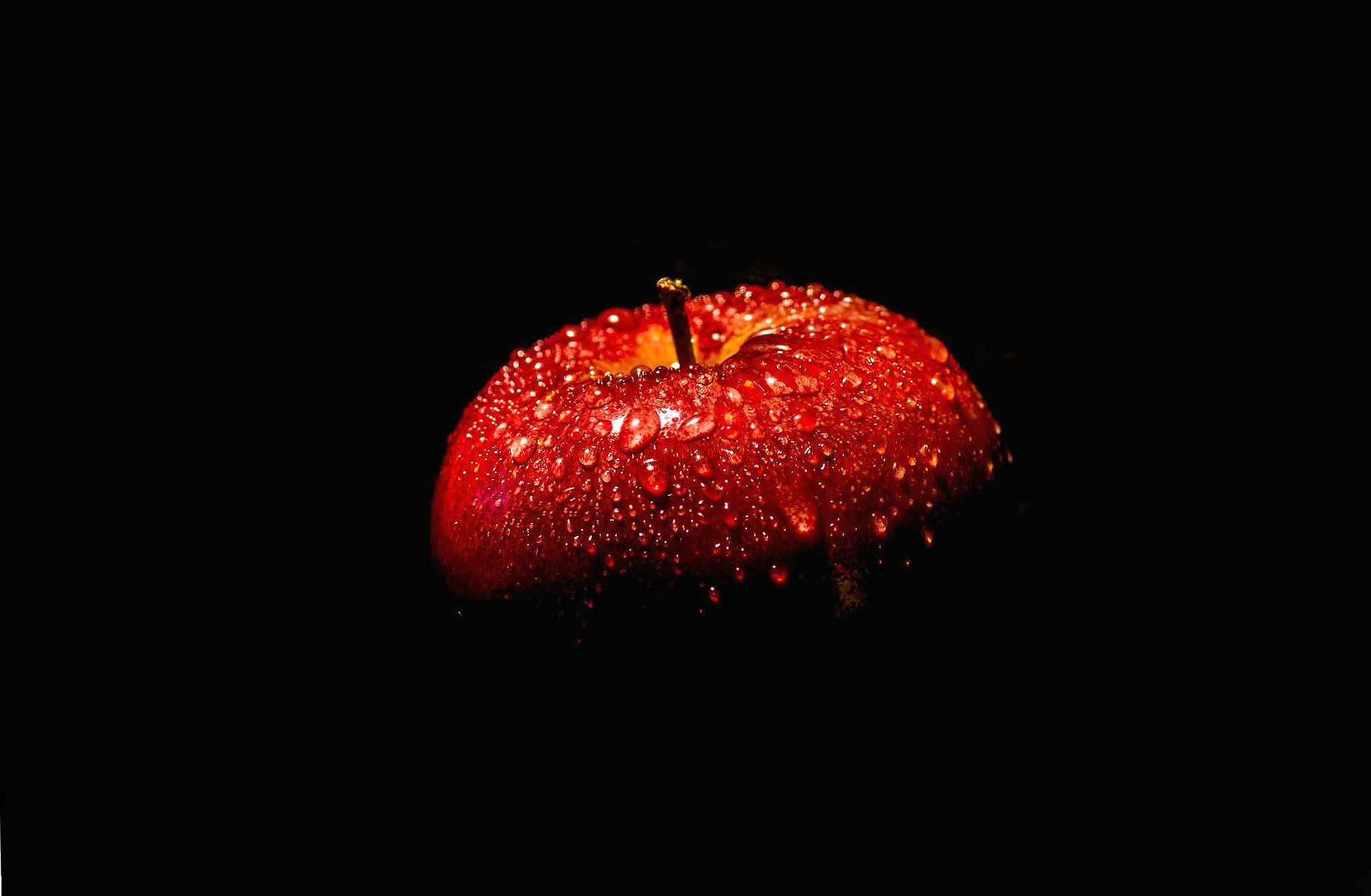 Red apple wallpapers HD quality