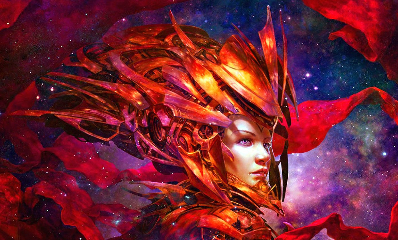 Red princess wallpapers HD quality