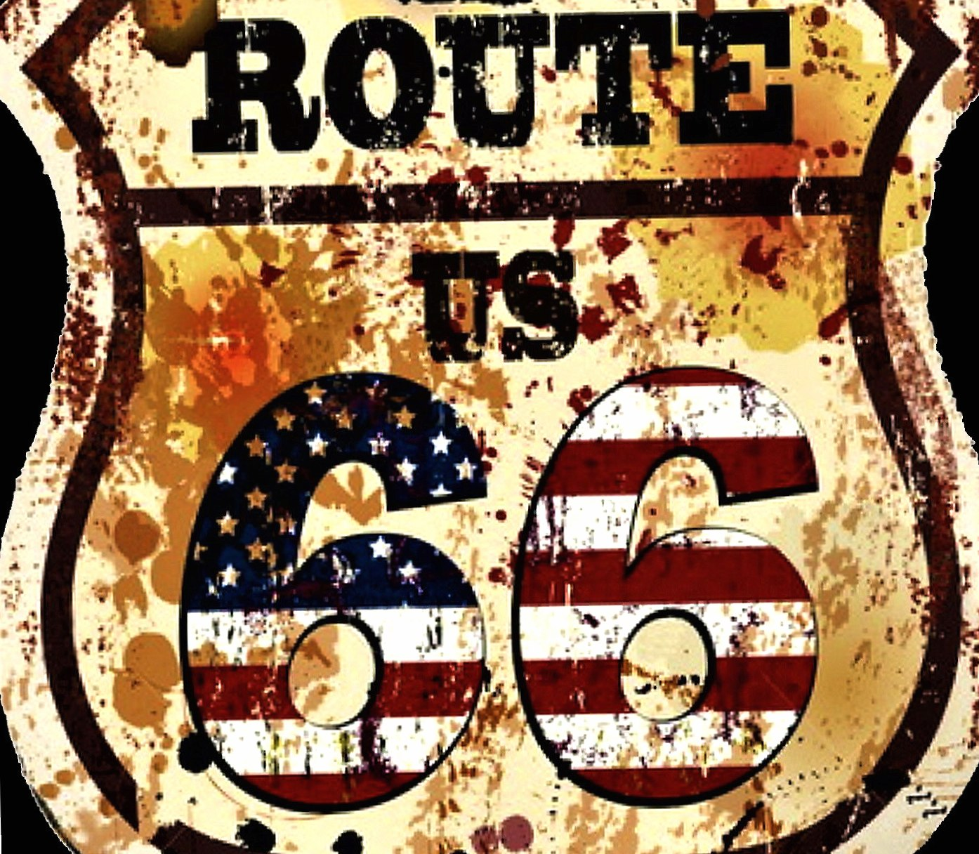 Route 66 Road Wallpaper Hd Download