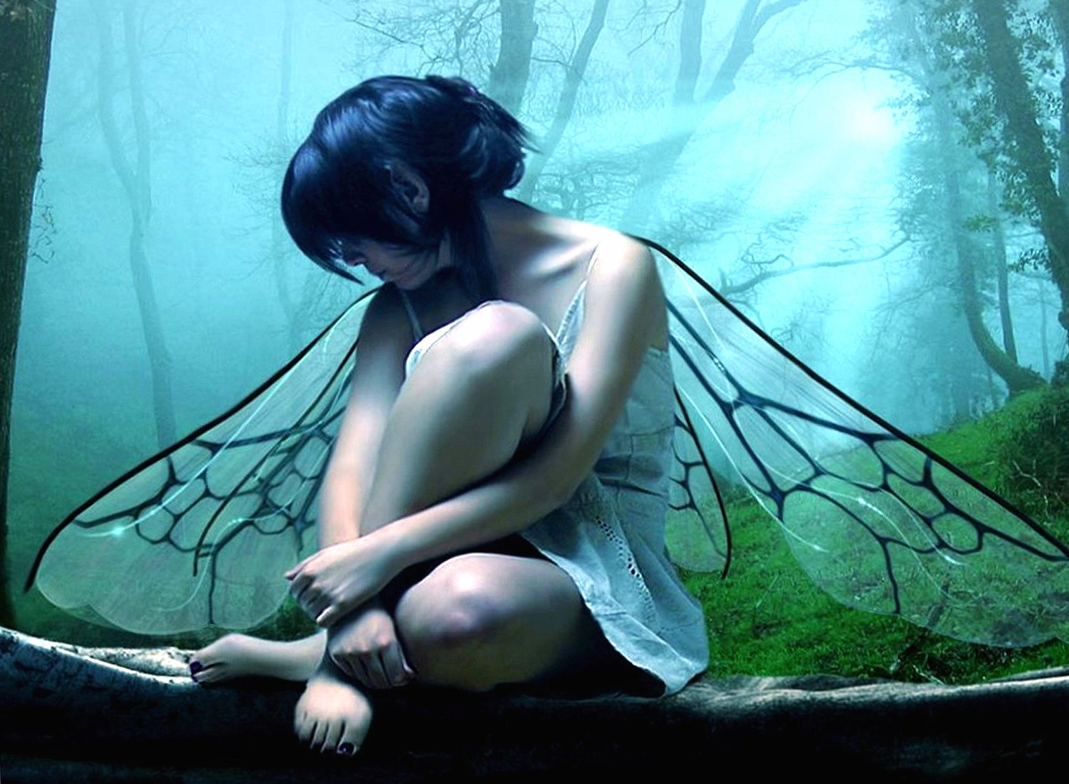 Sad fairy wallpapers HD quality