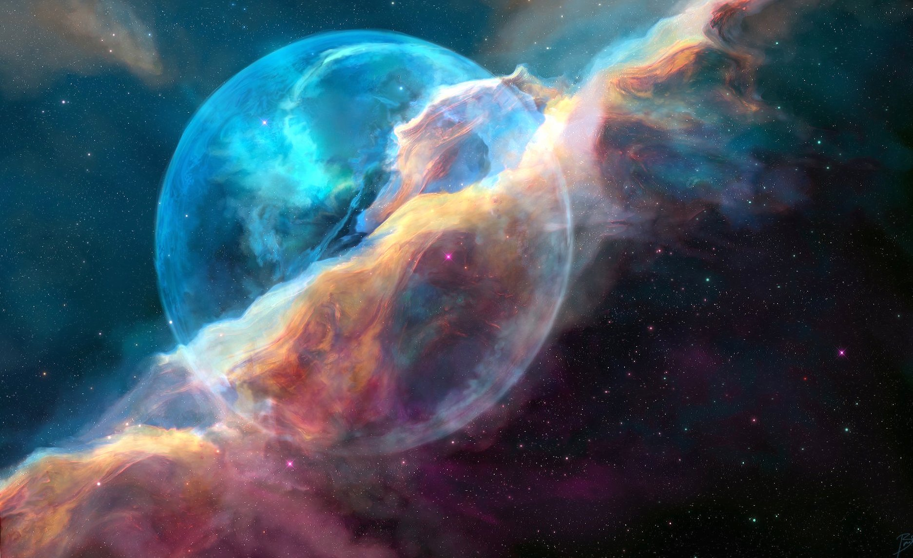 Space wallpapers HD quality