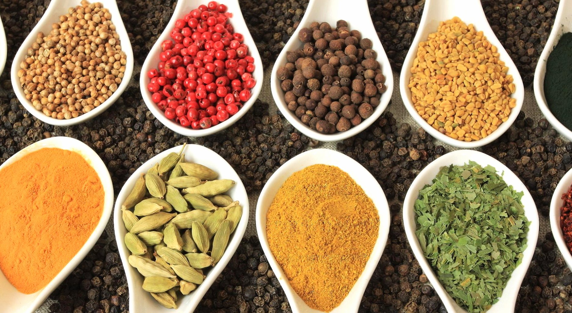 Spices and herbs wallpapers HD quality