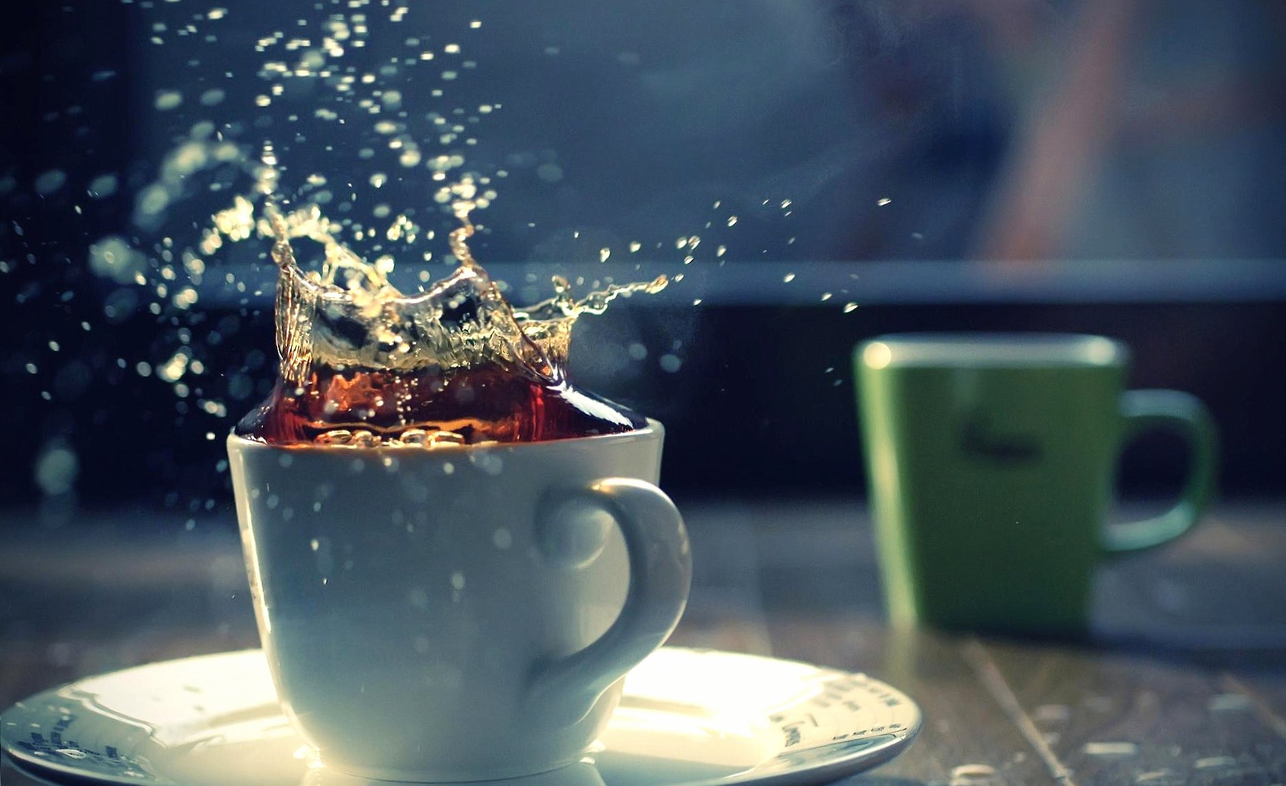 Tea explosion wallpapers HD quality
