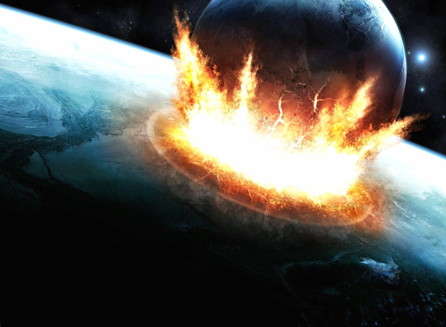terrible impact planets wallpapers HD quality