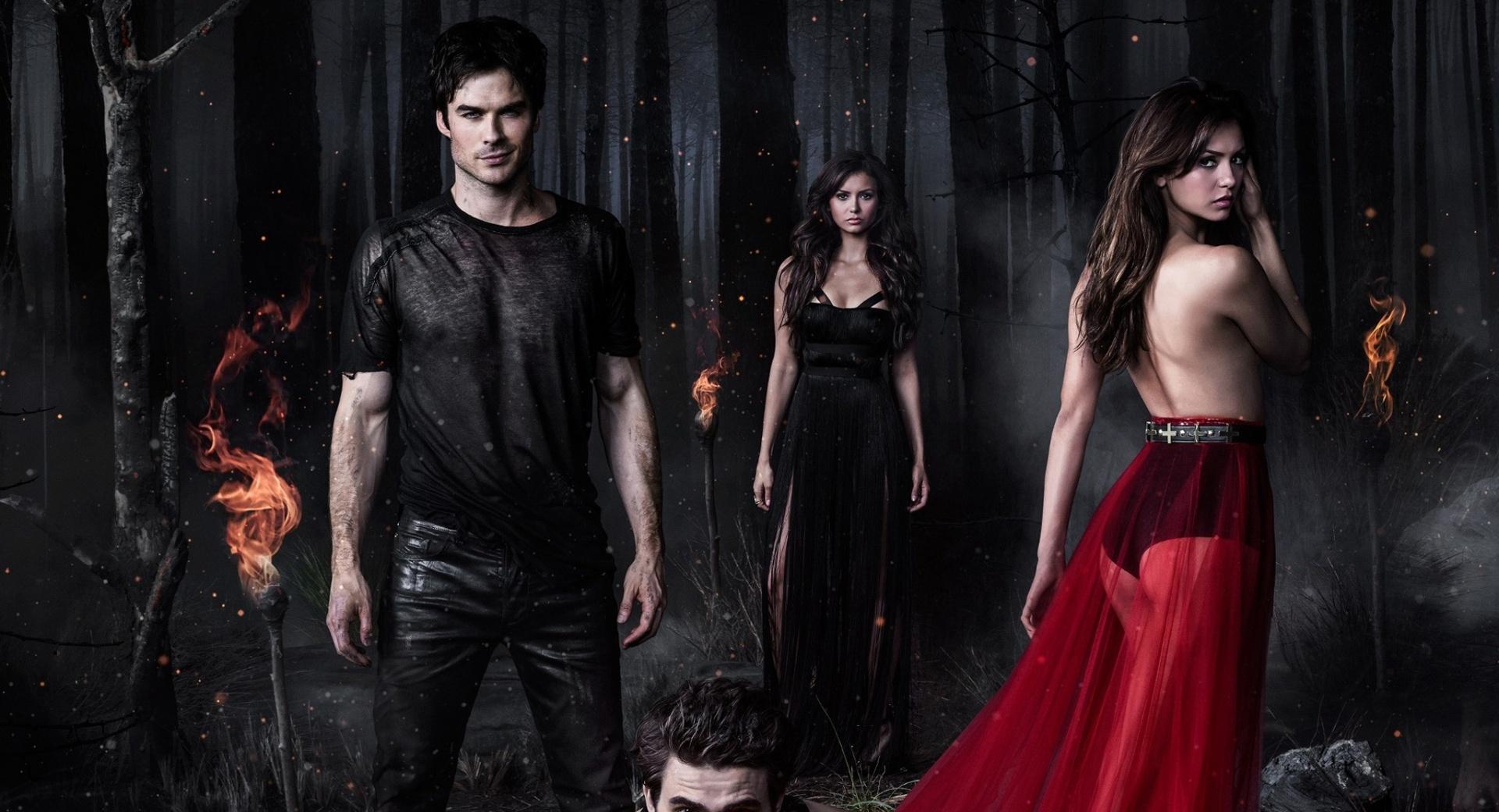 The Vampire Diaries Season 5 wallpapers HD quality