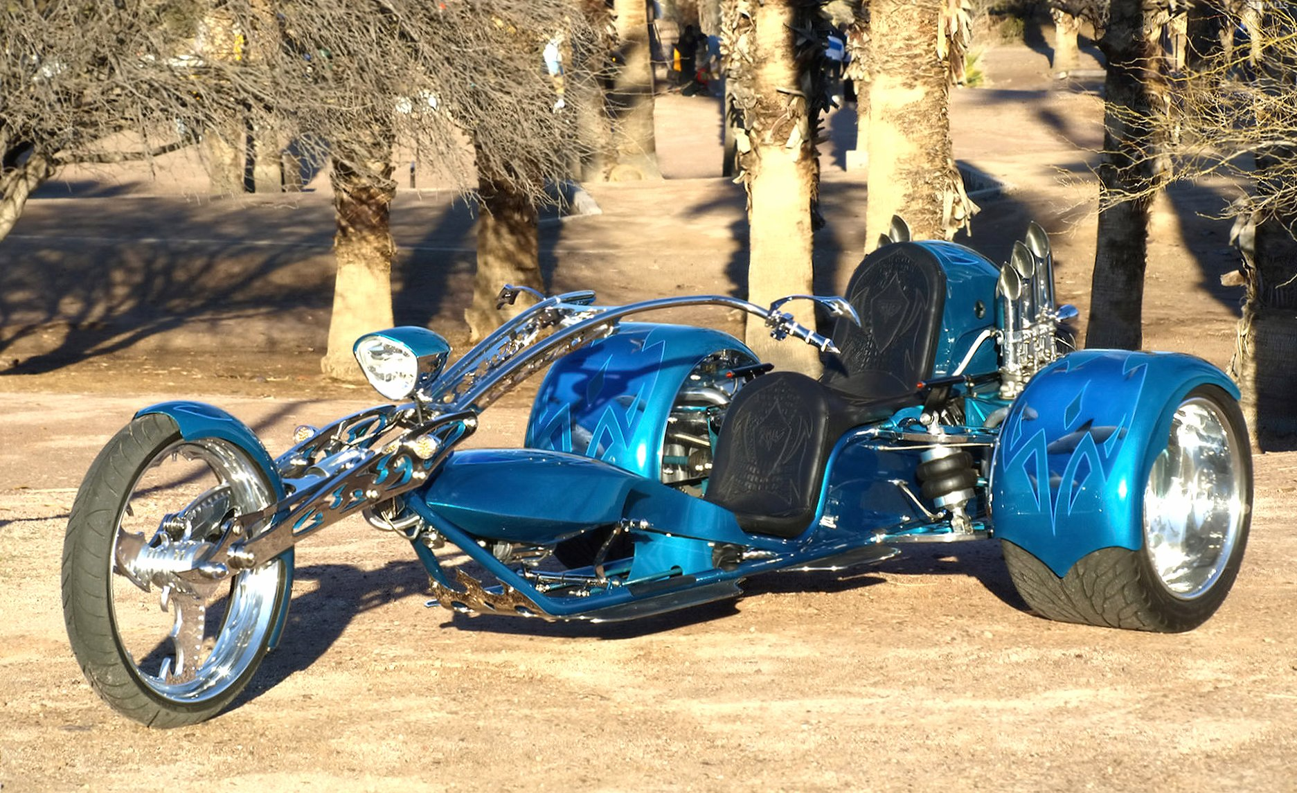 Trike motorbike wallpapers HD quality