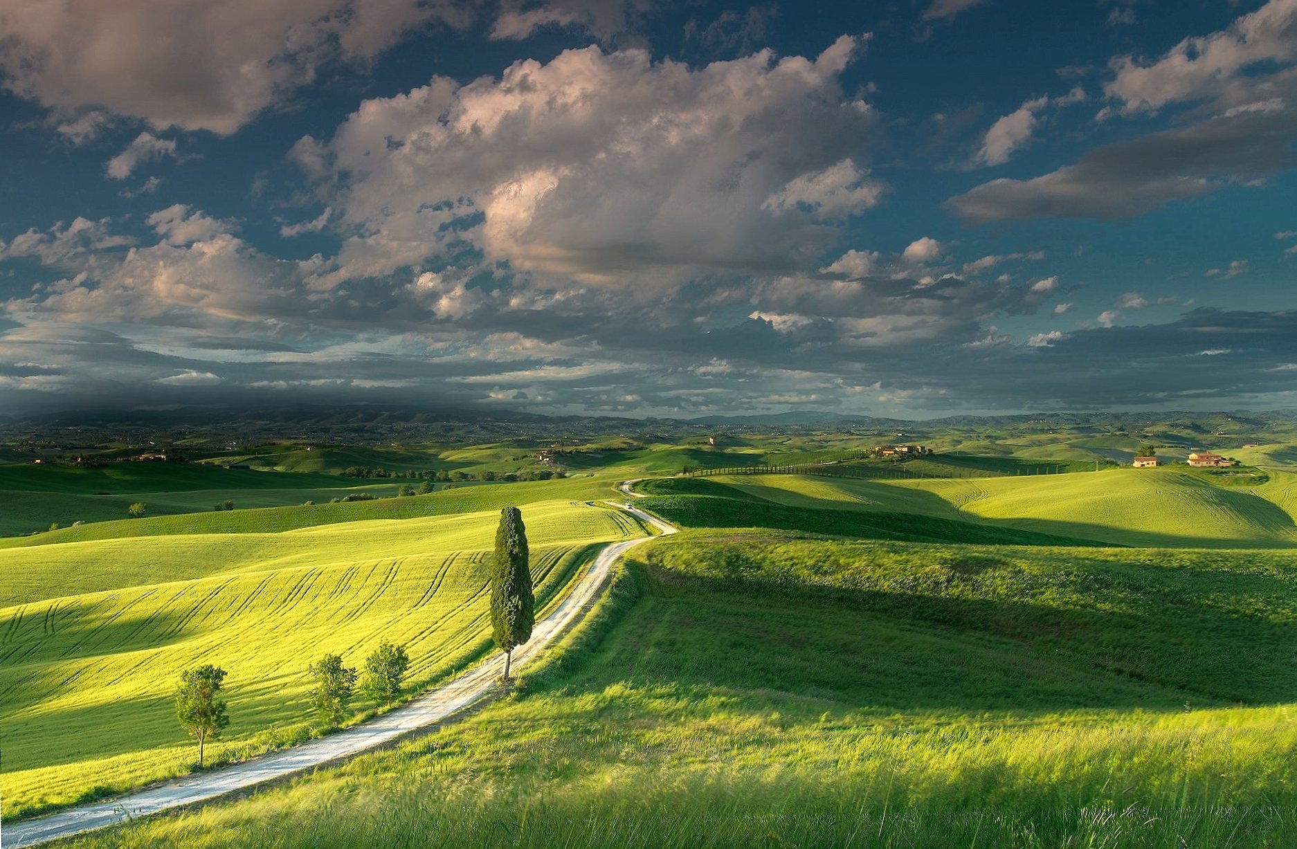 Tuscany wallpapers HD quality