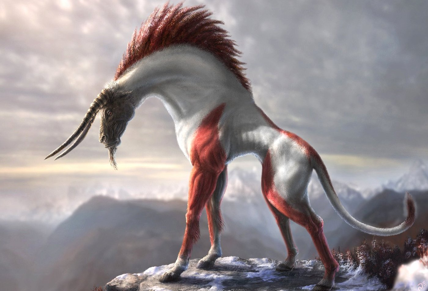 Weird creature fantasy wallpapers HD quality