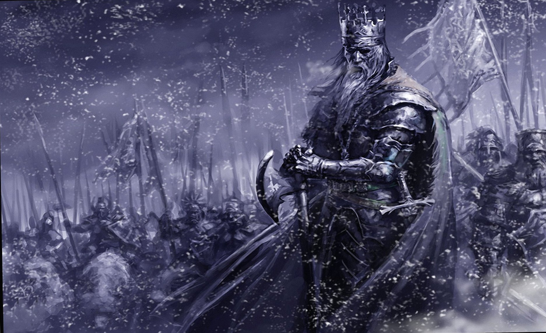 Winter warriors wallpapers HD quality