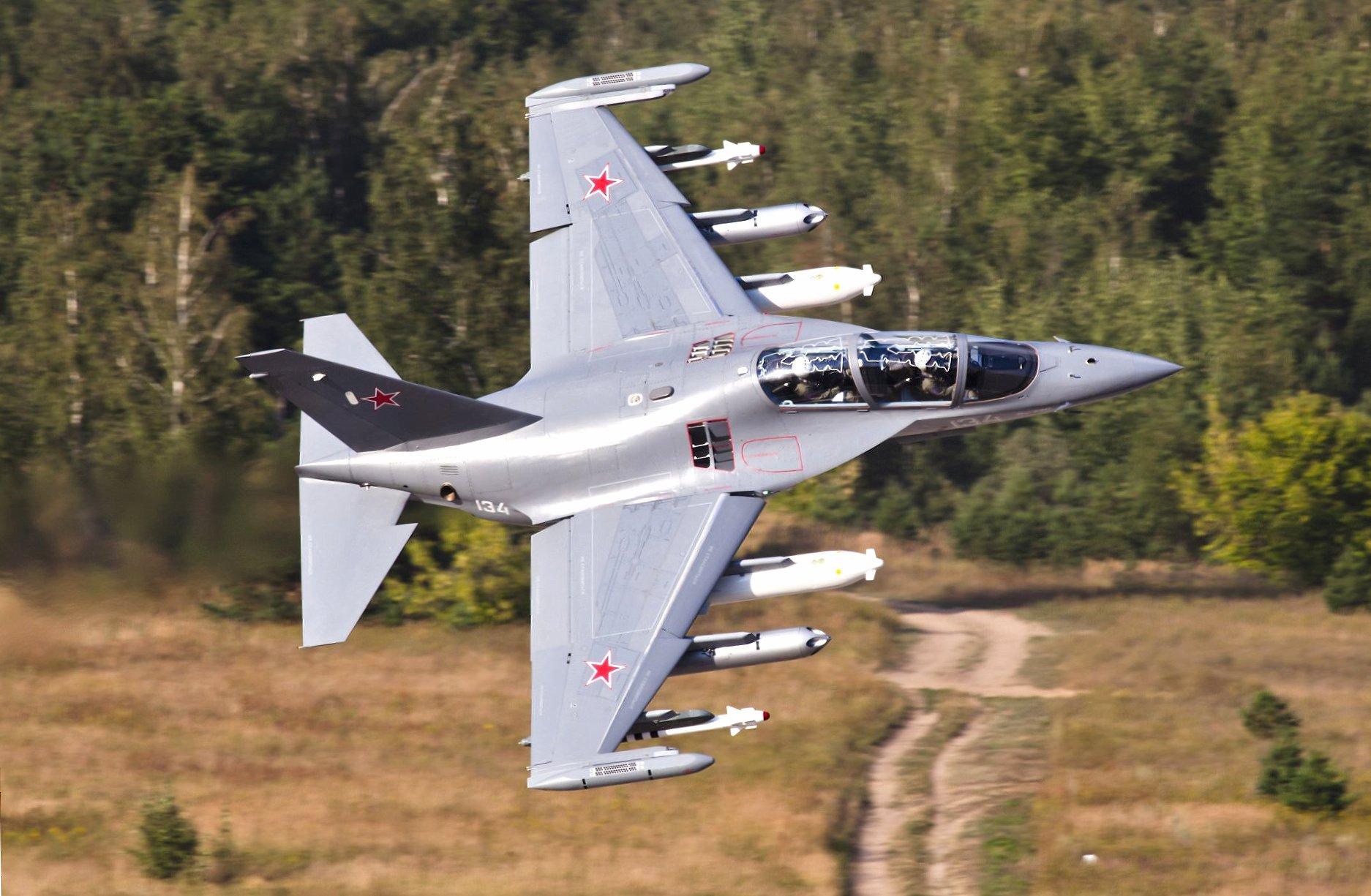 Yakovlev Yak-130 wallpapers HD quality