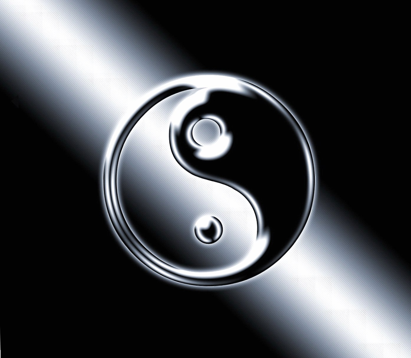 Yin-yang Symbol wallpapers HD quality