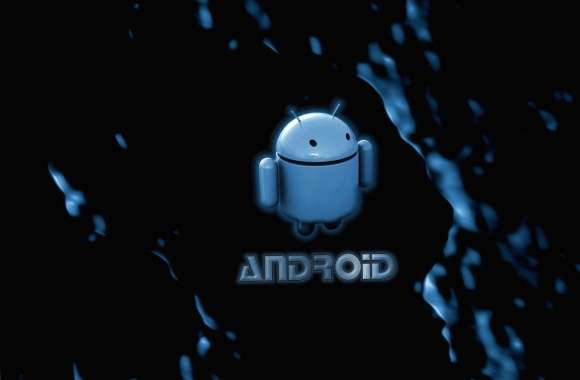 Blue android wallpapers hd quality