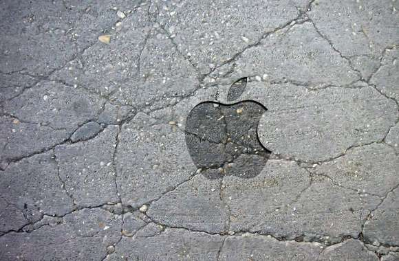 Concrete apple wallpapers hd quality