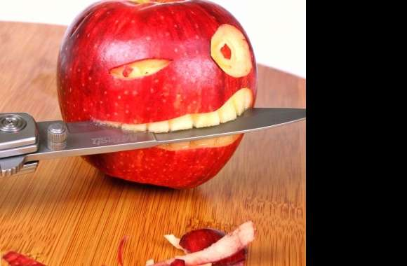 Funny Apple wallpapers hd quality