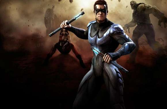 Injustice Gods Among Us - Nightwing