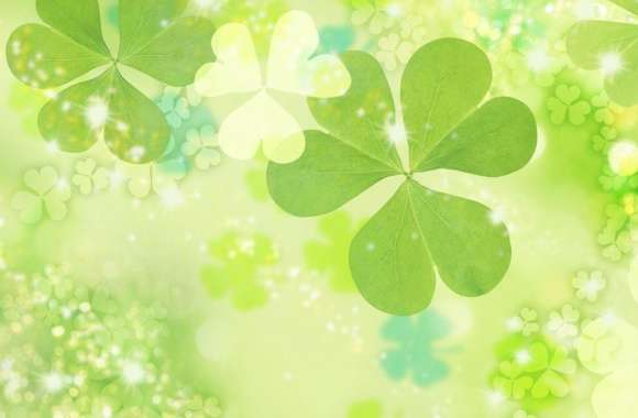 Magic Clover wallpapers hd quality