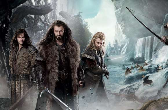 The Hobbit An Unexpected Journey 2 Dwarves