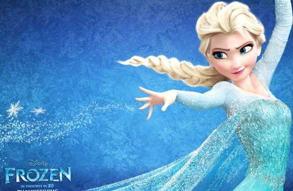 Z wallpaper frozen elsa