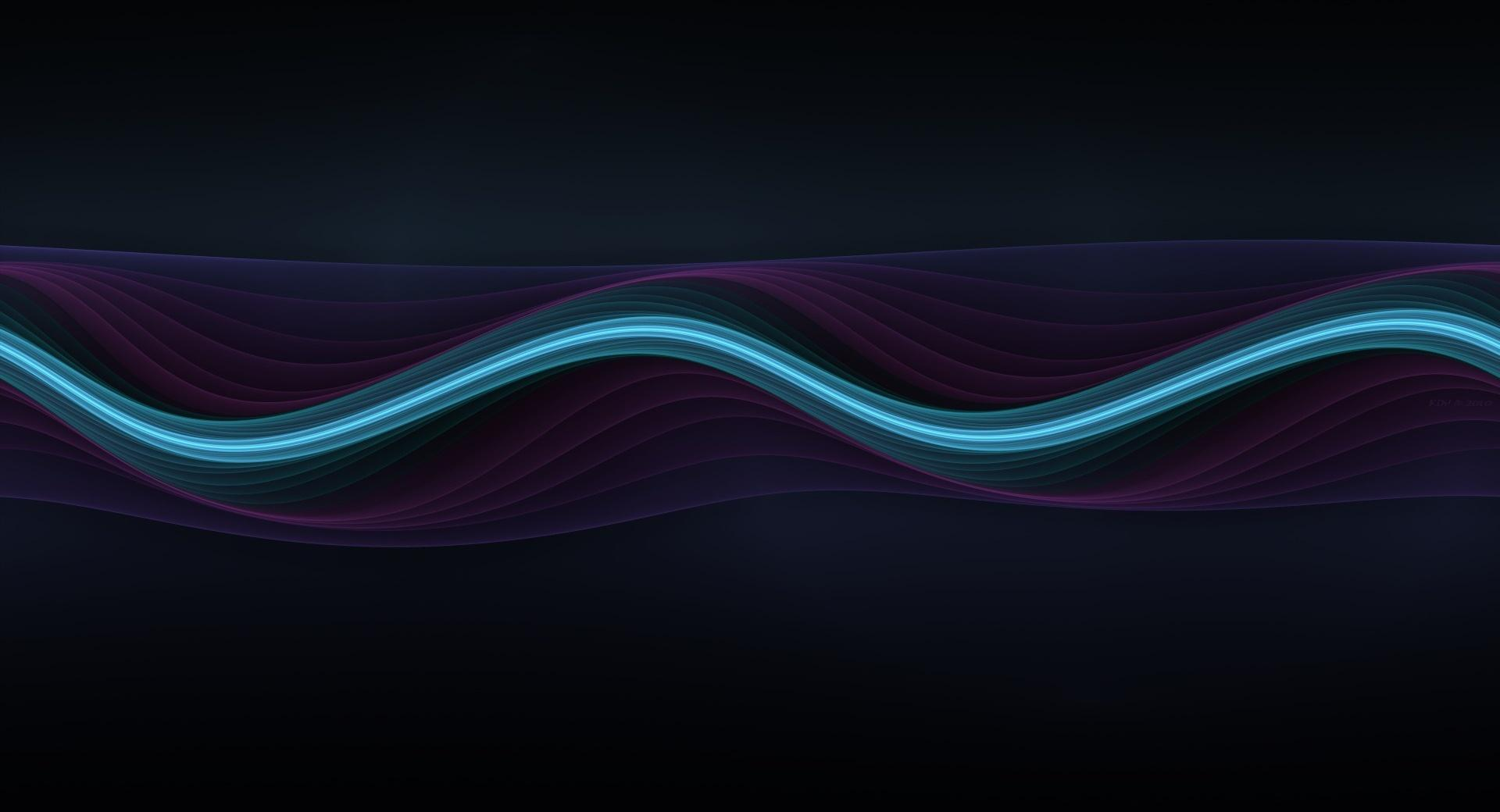 Abstract Wave wallpapers HD quality