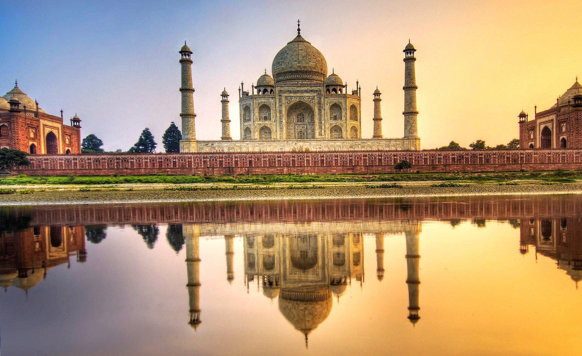 Agra india taj mahal wallpapers HD quality