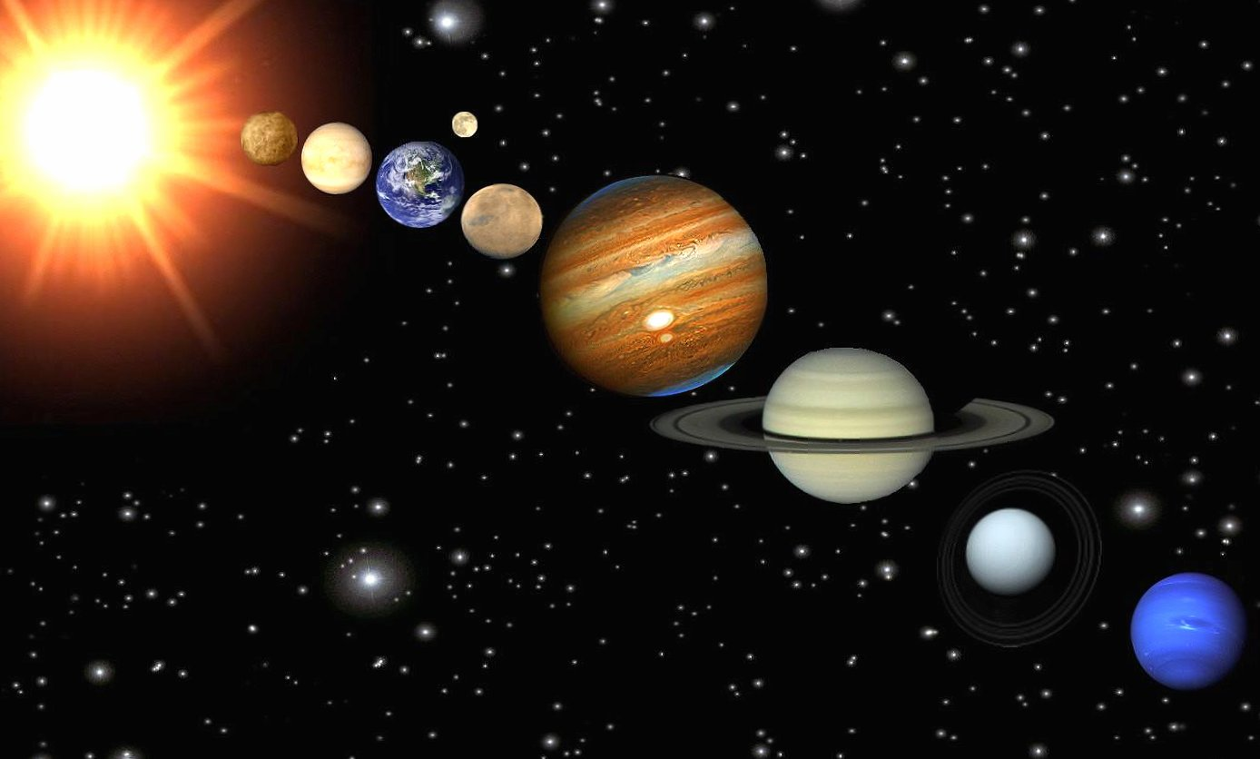 All planets of solar system wallpapers HD quality