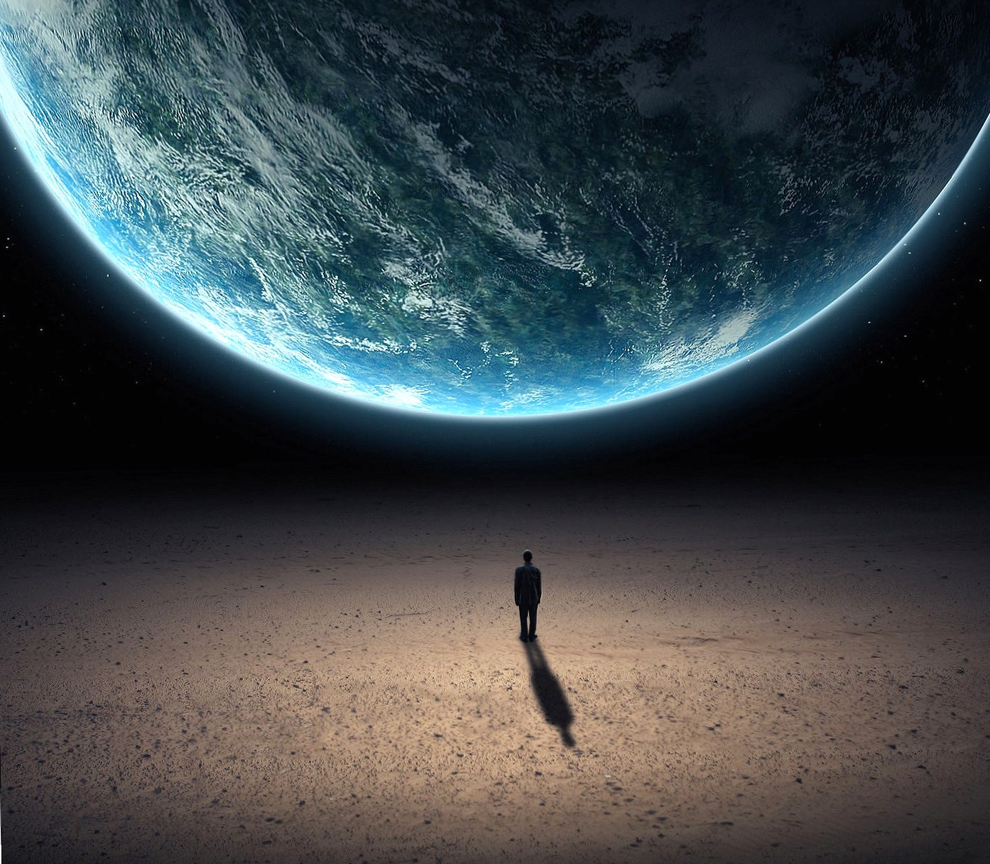 Alone in Universe wallpapers HD quality